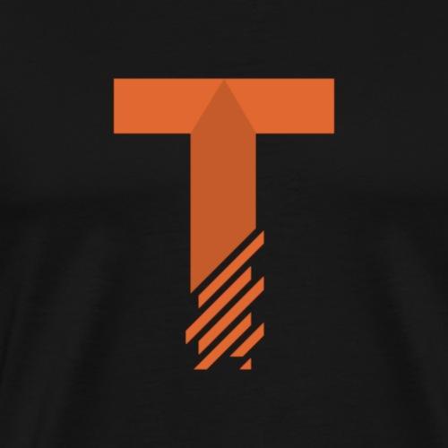 T of Tyra - Men's Premium T-Shirt