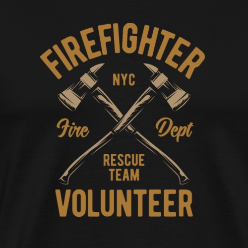 FFW NYC - Männer Premium T-Shirt