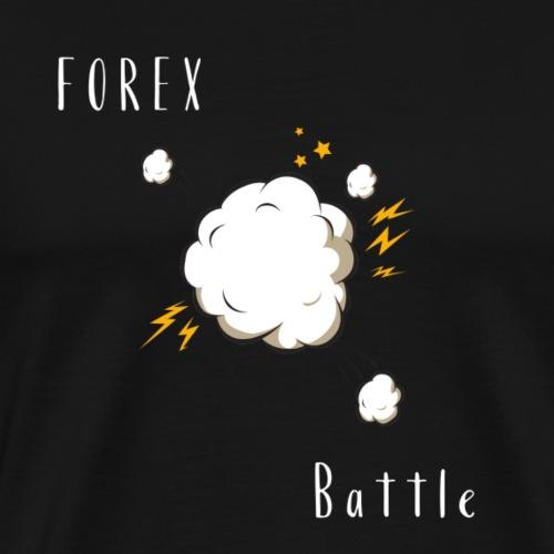 Forex battle - Men's Premium T-Shirt