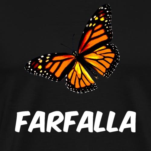 FARFALLAB - Maglietta Premium da uomo