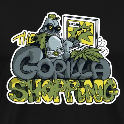 Gorilla Shopping - T-shirt Premium Homme