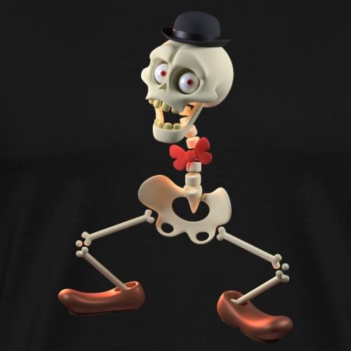 Skele Toni - Miesten premium t-paita