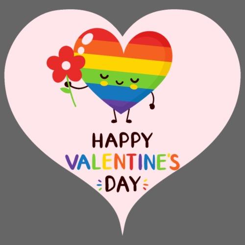 Valentine - Gayday - Männer Premium T-Shirt