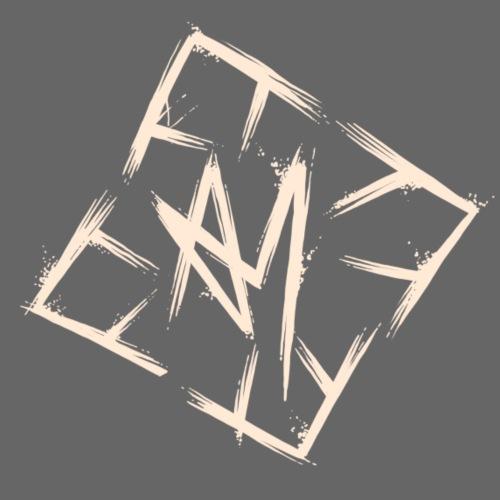 Across Yourself - Logo white transparent - Men's Premium T-Shirt