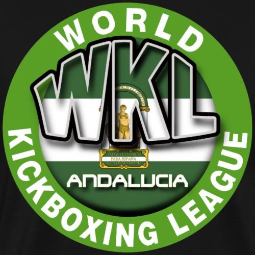 WKL ANDALUCIA - Camiseta premium hombre