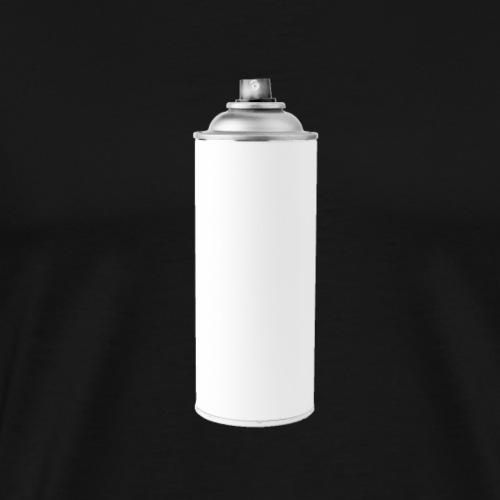 Hip Hop Graffiti Spraydose - Männer Premium T-Shirt