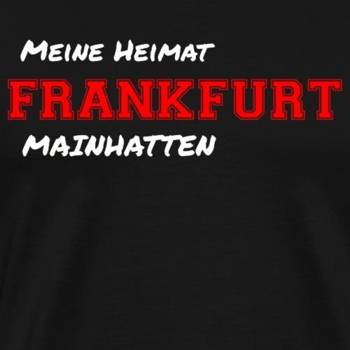 Meine Heimat - Männer Premium T-Shirt
