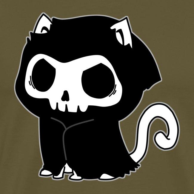 Sensenmann Katze Miau