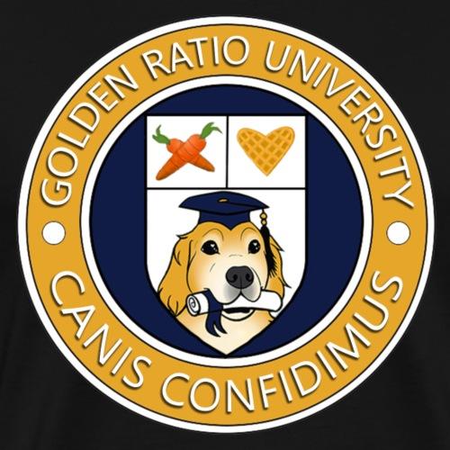 Golden Ratio University - Men's Premium T-Shirt