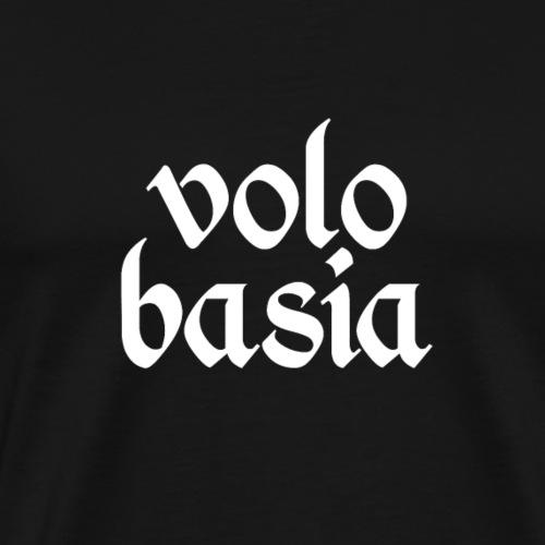 volo basia - ich will küssen - Männer Premium T-Shirt