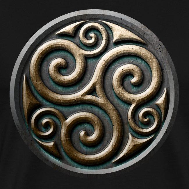 Celtic trisquel