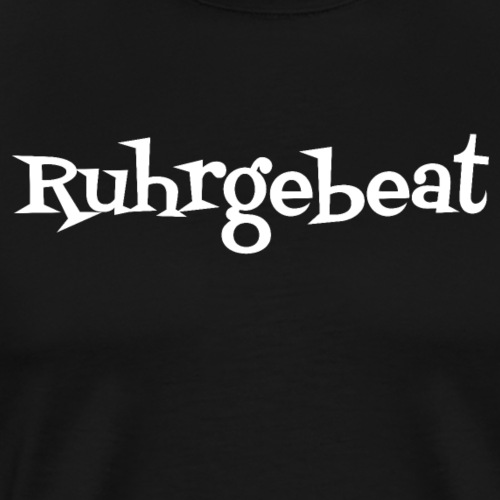 Ruhrgebeat - Männer Premium T-Shirt