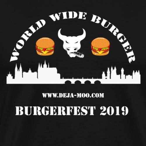 Burgerfest 2019 - Männer Premium T-Shirt