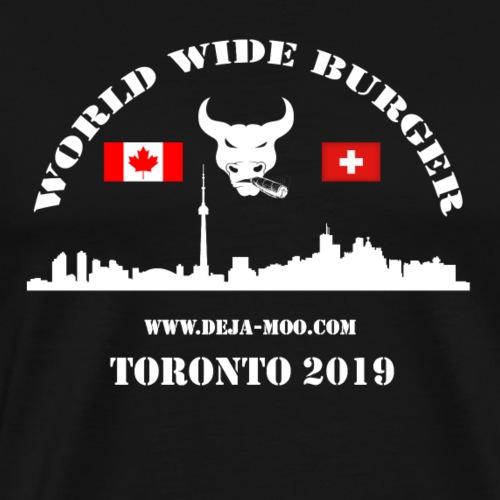 DejaMOO in Toronto 2019 - Männer Premium T-Shirt