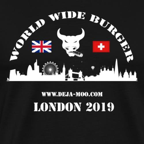 DejaMOO in London 2019 - Männer Premium T-Shirt