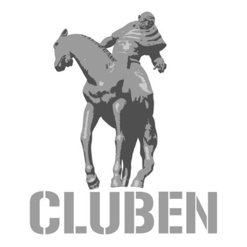 Folke Filbyter Cluben - Premium-T-shirt herr