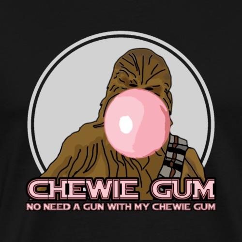 CHEWIE GUM ! - T-shirt Premium Homme
