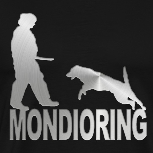 Mondioring Chrom - Männer Premium T-Shirt