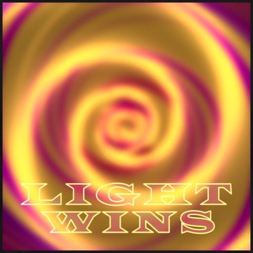 LIGHT WINS - Männer Premium T-Shirt