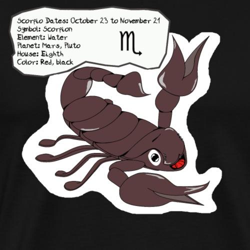 Scorpion kids - T-shirt Premium Homme
