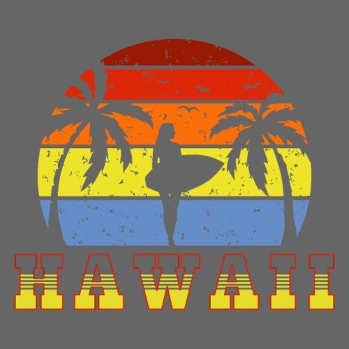 HAWAII - Camiseta premium hombre