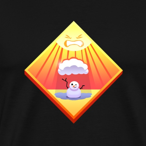Protective shield - Men's Premium T-Shirt
