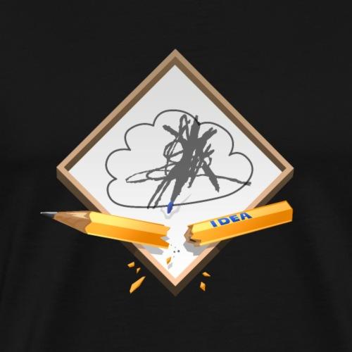 Broken Idea - Men's Premium T-Shirt