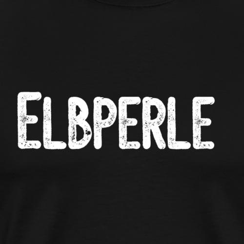 Elbperle - Männer Premium T-Shirt