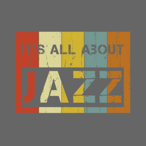 It's all about jazz - Männer Premium T-Shirt