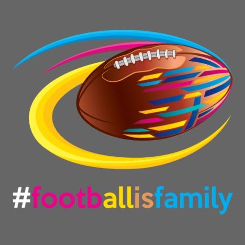 Football is Family - Männer Premium T-Shirt