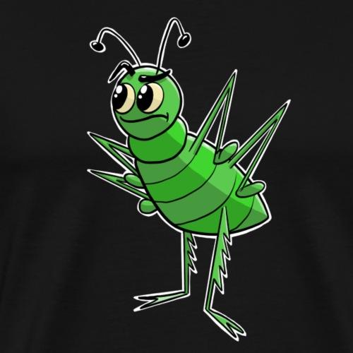 Vorwurfsvolles Insekt - Männer Premium T-Shirt