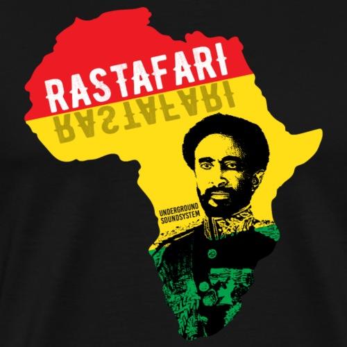 RASTAFARI AFRICA - Männer Premium T-Shirt
