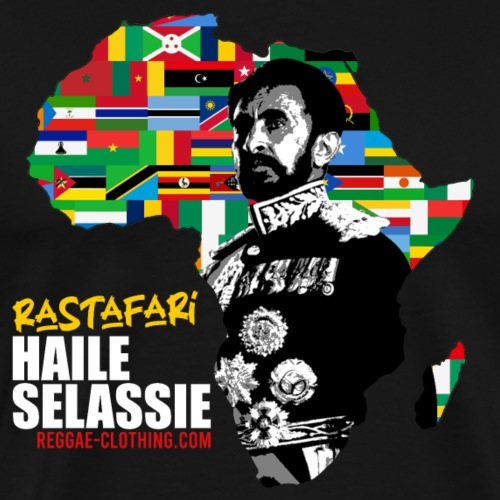 RASTAFARI ALL NATIONS - Männer Premium T-Shirt