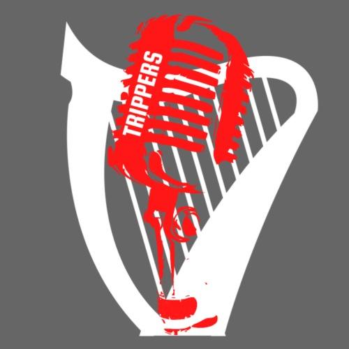 TRIPPERS Own Brand Darkwear Range - Men's Premium T-Shirt