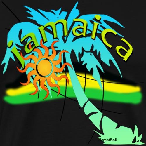 Jamaica!!! - Maglietta Premium da uomo