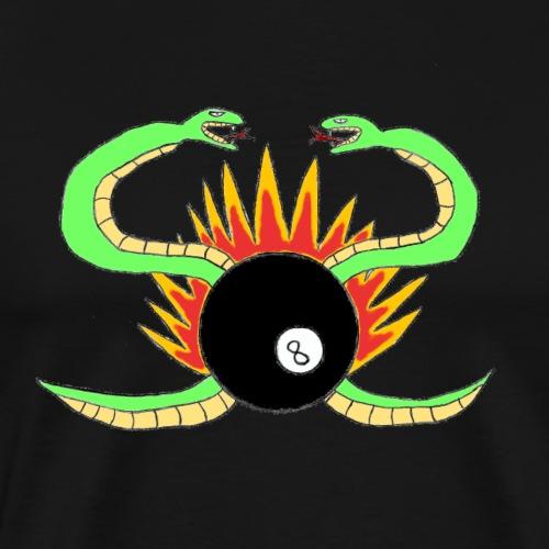 SoS Old SChool - Männer Premium T-Shirt