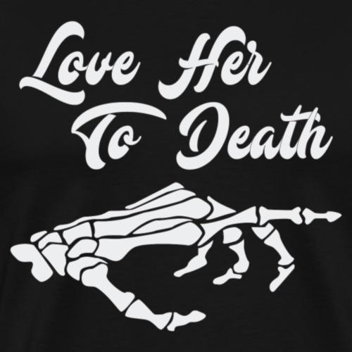 Amarse hasta la muerte 1 - Camiseta premium hombre