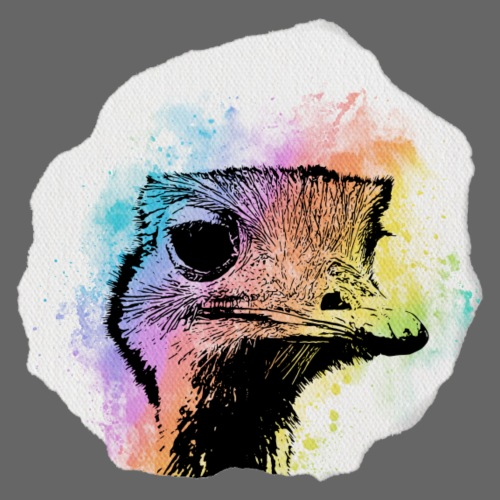 Emu Aquarell - Männer Premium T-Shirt