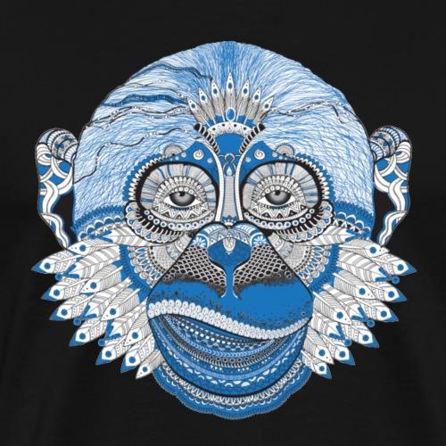 Monkey - Männer Premium T-Shirt