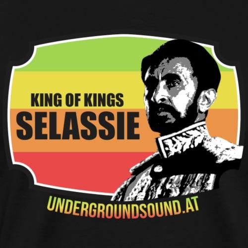King of Kings SHIELD - Männer Premium T-Shirt