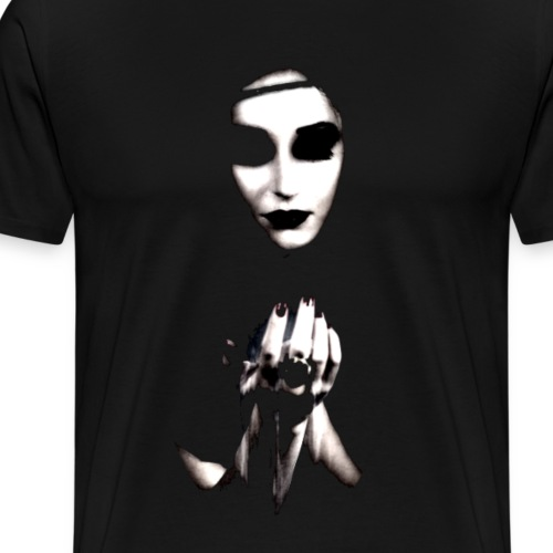 creepy - Männer Premium T-Shirt