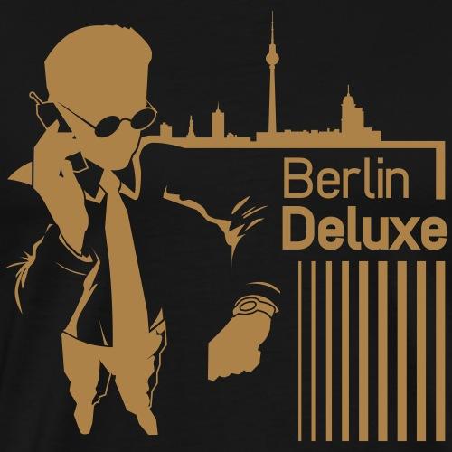 motiv 9 berlinbuisness - Männer Premium T-Shirt
