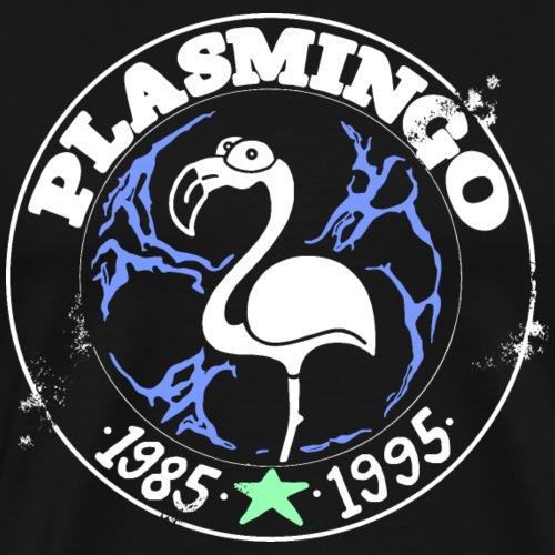 Plasmingo - 1985-1995 - Premium-T-shirt herr