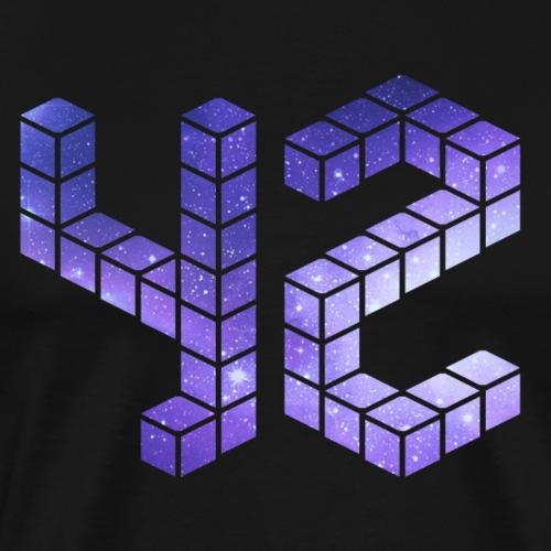 42 Don t Panic Per Anhalter durch die Galaxis - Männer Premium T-Shirt