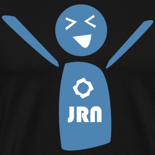 JR Mascot - Men's Premium T-Shirt