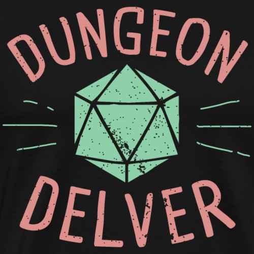 Dungeon Delver - Men's Premium T-Shirt