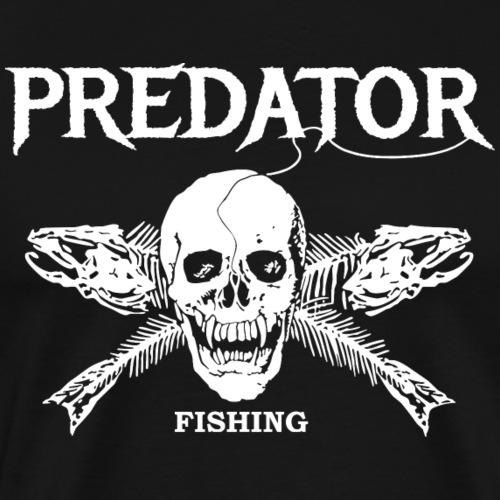 Predator Fishing T-Shirt - Männer Premium T-Shirt