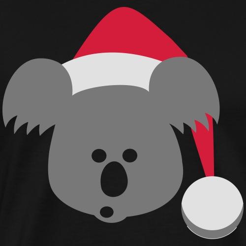 Koala Design Nikoalaus - Männer Premium T-Shirt