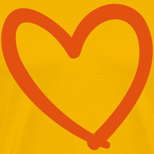 Heart Lines Pixellamb