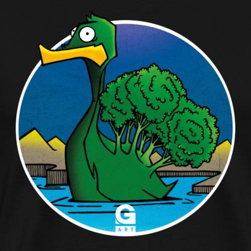 GIGGJOTT animatti anabroccolo - Maglietta Premium da uomo